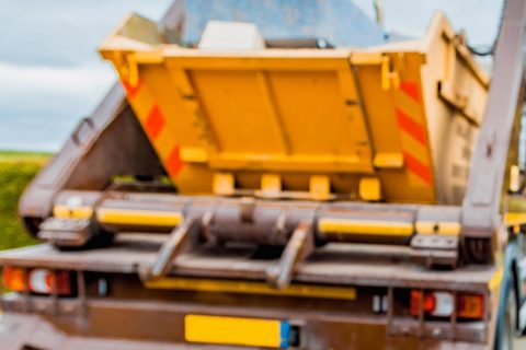Skip Hire for Businesses in Manchester