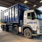 Waste management facility Tottington